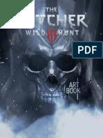 The Witcher 3 Wild Hunt Artbook ES