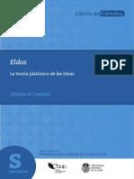Silvana Di Camillo.Eidos.La teoría platónica de las Ideas..pdf