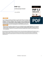 Editions ENI - PHP 5.2