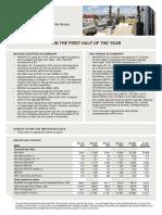 Scandic Hotels Group Interim Report Q2 2016 Report