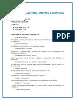 Pasivos Activos Productos y Servicios Banco Interbank