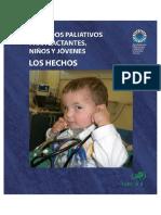 Cuidados Paliativos Para Lactantes, Niños y Jovenes