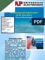 Administración Estratégica PPT Océano Azul