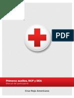 17. Primeros auxilios, RCP y DEA - Manual de participante en Cruz Roja Americana - JPR504.pdf