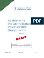 GuidelinesforProcessValidationofPharmaceuticalDosageForms.pdf