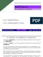 03. La Oferta%2c La Demanda y El Mercado