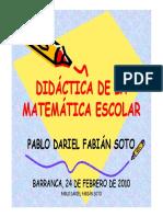 Matemática Recreativa Nivel Primaria 2010