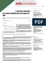 6-Estados Financieros Muestran Desplome de Créditos Hipotecarios de Ivm