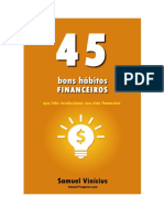 45 Bons Hábitos Financeiros Que Irão Revolucionar Sua Vida Financeira - Amostra.pdf
