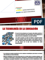 LA TECNOLOGÍA EN LA EDUCACIÓN