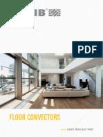 Floor Convectors Eng