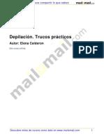 Depilacion Trucos Practicos 25636