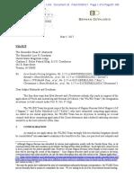 Insulin Action - Weitz Luxenberg application for interim leadership (2017-05)