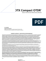 DTX Compact OTDR Manual de uso.pdf