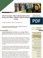 Pg4lazerminnieperskiefamilygenealogy Com Eliezer Mordechai Ben Tzvi Pe