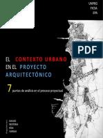 Análisis Del Entorno Urbano