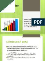 Distribución Beta [Autoguardado]