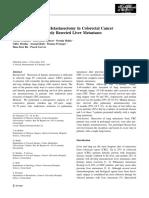 World Journal of Surgery Volume 36 Issue 2 2012 [Doi 10.1007%2Fs00268-011-1381-3] Michel Gonzalez; John Henri Robert; Nermin Halkic; Gilles Mentha -- Survival After Lung Metastasectomy in Colorectal C