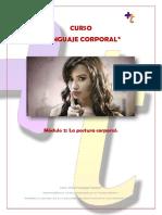 Curso _lenguaje Corporal_ -Modulo 2 - - Curso _lenguaje Corporal