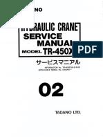 TR-400E-2 Sm 540096- (Manual General)