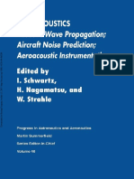 Aeroacoustics Acoustic Wave Propagation_Aircraft Noise Prediction_Aeroacoustic Instrumentation