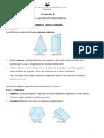 Poliedros Teorema de Euler