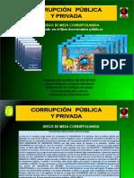 CORRUPCIÓN PÚBLICA