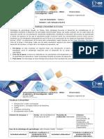 Guía de Actividades y Rúbrica de Evaluación - Unidad 1 Tarea 1 - LAN Virtuales