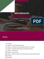 Recuperacao Judicial e o Momento Certo Para Pedir