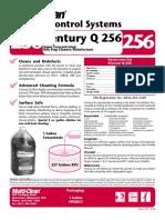 Chemical, Century Q 256