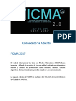 Convo Ficma 2017 PDF