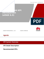 Huawei ERAN KPI Introduction