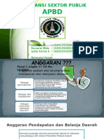 Presentation APBD