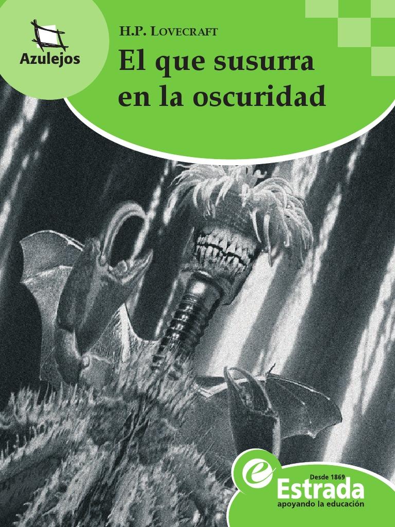 46417-El Que Susurra en La Oscuridad | H. P. Lovecraft