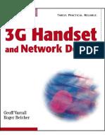 3G Handset and Network Design - 01
