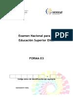 Forma 03 Resuelta
