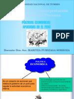 Copia de Politicas Economicas Aplicadas en El Perú