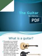 guitar powerpoint