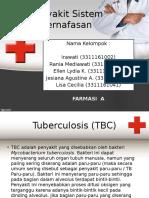 Penyakit Sistem Pernafasan-PPT