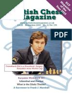 British Chess Magazine - 11-2015