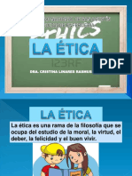 1 Primera Clase - Etica