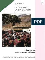 GNUTZMANN. (2007). Novela y cuento del siglo XX en el Perú.pdf