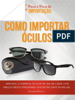 Como Importar Oculos