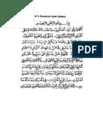 Doa Setelaj Ijab Kabul