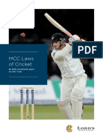 MCC Laws of Cricket Consultation (1)