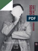 Ensayos. Historia y teoria del arte. (2009). Instituto de investigacion estetica. Universidad Nacional de Colombia.pdf
