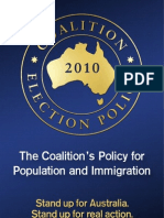 Coalition Population and Immigration Policy (1)