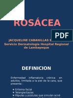 Medicina III - Rosacea