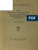 The treasury of Persepolis