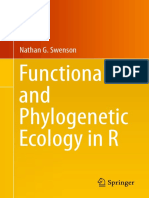 (Use R!) Nathan G. Swenson (Auth.)-Functional and Phylogenetic Ecology in R-Springer-Verlag New York (2014)